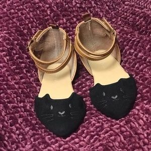 Old Navy Toddler kitty flats